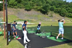 東京 町田 ゴルフスクール EAGLE18 10周年記念コンペ 2017年6月 ゴールド栃木プレジデント