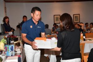 東京 町田 ゴルフスクール EAGLE18 10周年記念コンペ 表彰式 2017年6月